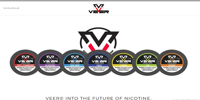 Nicotine pouches